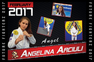 Anglina Arciuli Cal Poster 2017