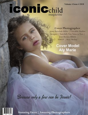 Iconic Child Magazine Issue 4 Volume 4 2018