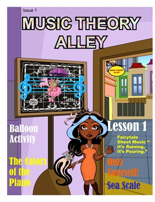 Music Theory Alley Issue 1