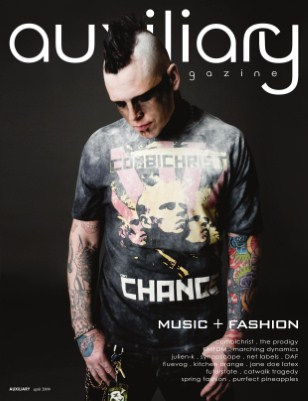 auxiliary magazine : april 09