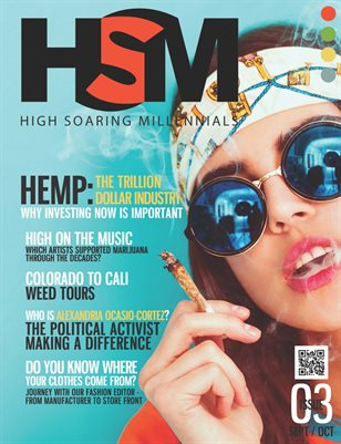 High Soaring Millennials Issue #3