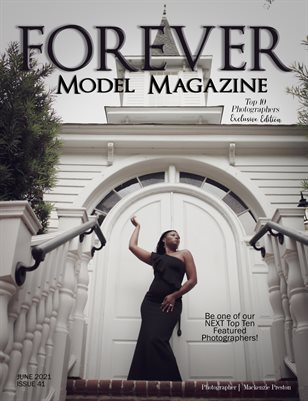 FOREVER Model Top TEN Photographer Edition