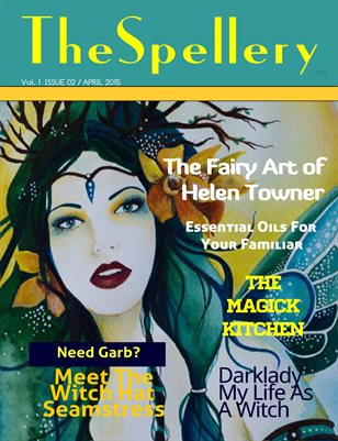 The Spellery April 2015