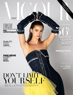 Fashion & Beauty   July Issue 15