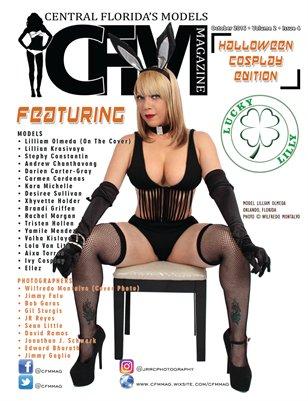 CFM Magazine Vol 2 Issue 4• October 2016 Halloween/Cosplay Edition