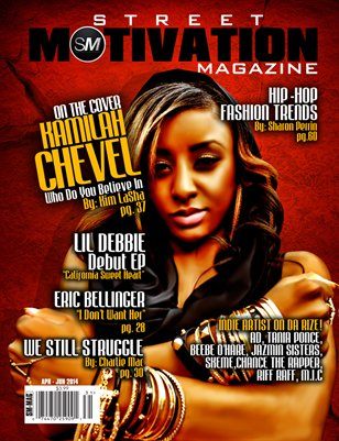 Issue 6 Volume 22 ft. Kamilah Chevel