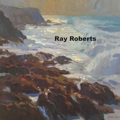 Ray Roberts bio pamplet