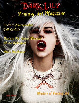 Dark Lily Fantasy Art Magazine Edition 16 version 2