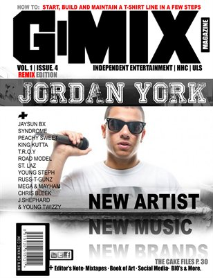 G.Mix Magazine Vol.1 - Issue.4
