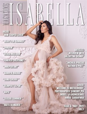 ISABELLA Magazine VOL 1 Issue 6 - May 2021