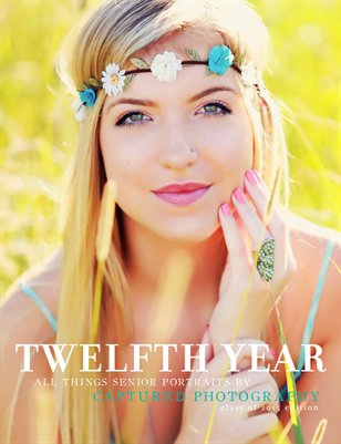 2014/15 Captured Senior Mag
