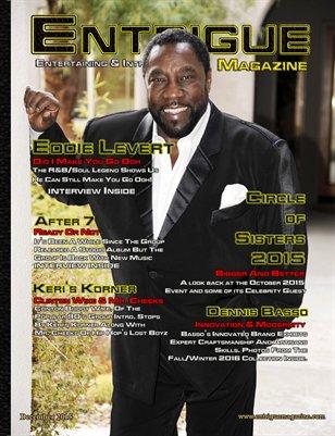 Entrigue Magazine December 2015