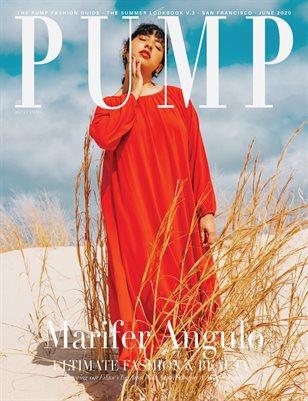 PUMP Magazine | The Summer Lookbook Vol.3 | June 2020