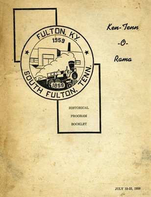 1959 Ken-Tenn -O- Rama, Historical Program Booklet