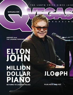 QVegas | The Looking Forward Issue | January 2016