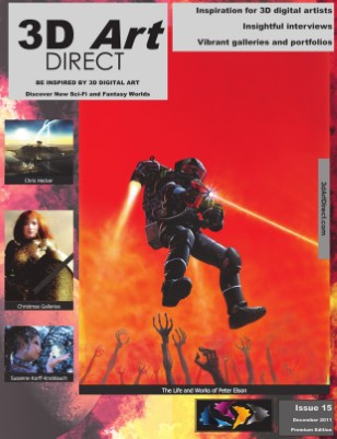 3D Art Direct Issue 15