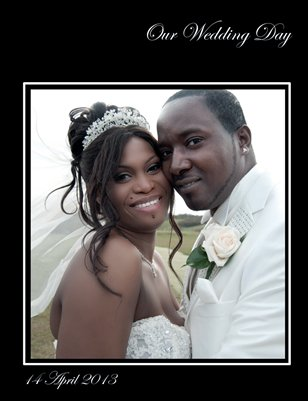 Kiesha & Richardson's Wedding Day
