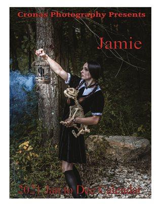 Jamie 2021 Calendar