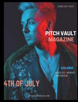 Pitch Vault Magazine-June/July 2019