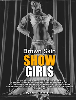 Brownskin Showgirls Photography Book