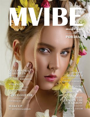 MVIBEmagazine June 2021 issue 20.2 Portrait