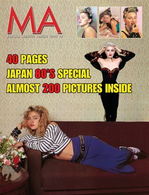 Madonna Archives Fanzine Issue 10