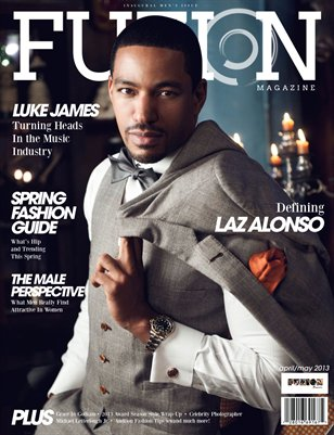 Fuzion Magazine May Issue