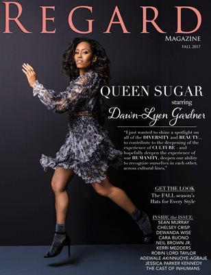 Regard Magazine Fall 2017 No. 43
