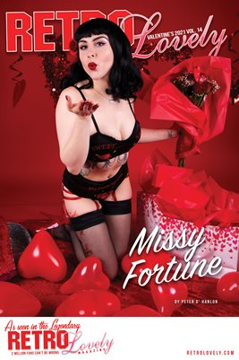 Missy Fortune Cover Poster