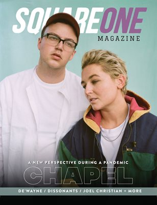 Square One Magazine | Issue #1