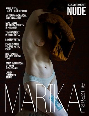 MARIKA MAGAZINE NUDE (ISSUE 951 - MAY)