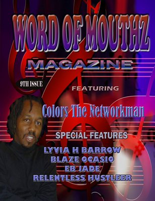 Word of Mouthz 9th Issue