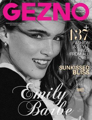 GEZNO Magazine December 2019 Issue #03