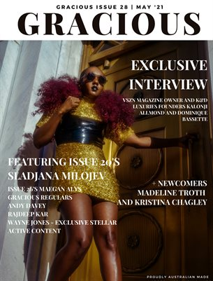 Gracious Issue 28: May 2021