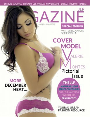 JLP Signature Series (Feat Valerie Montes) Winter Edition VOL. 1