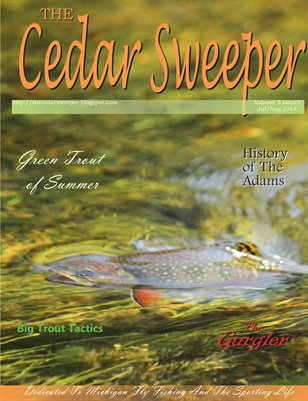 The Cedar Sweeper Vol 5 Iss 2