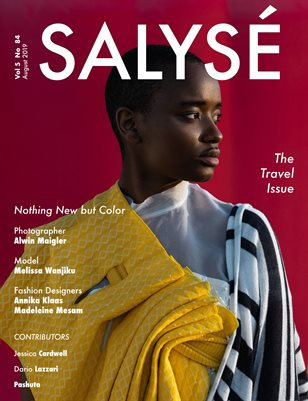 SALYSÉ Magazine | Vol 5 No 84 | AUGUST 2019 |