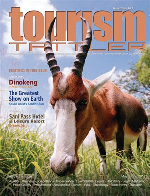 Tourism Tattler Issue 3 (May/Jun) 2012