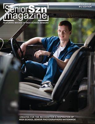Senior Szn Magazine Fall 2021 M-Z COMBO