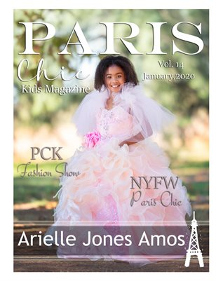 Arielle Jones Amos