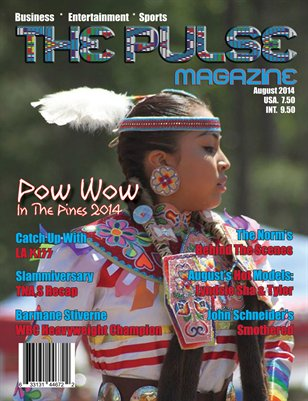 The Pulse Magazine August Issue
