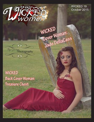 WICKED Women Magazine-WICKED 19: October 2015
