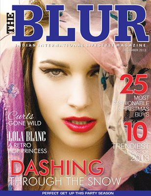 THe Blur December 2013