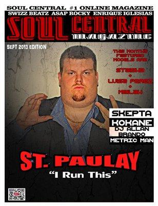Soul Central Magazine September Edition