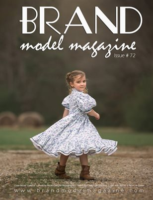 Brand Model Magazine  Issue # 72