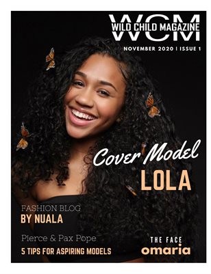 Wild Child Magazine November 2020 Issue 1