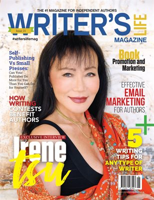 Writer's Life Magazine | Issue. 21