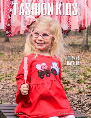 Fashion Kids Magazine | Issue #111 - Valentine Special