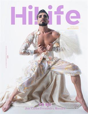 HiLife Magazine Men's June 2021(Edition-02)