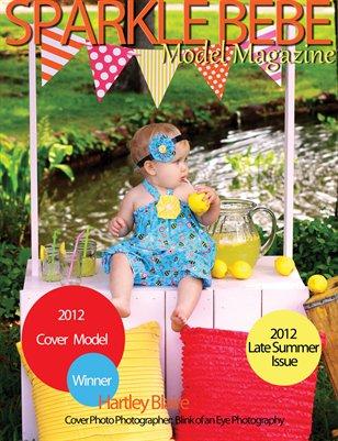 Sparkle Bebe Model Magazine Summer Issue #3